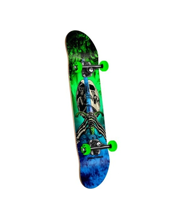סקייטבורד קומפלט Skull and Sword Complete Skateboard