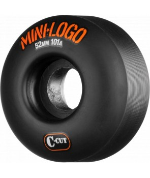 Mini Logo Wheel C-cut 101A Assorted