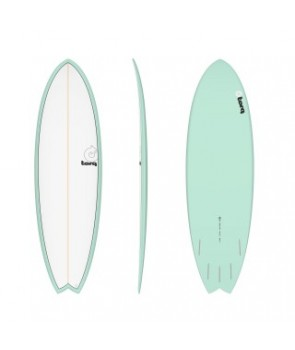 Torq - Mod Fish TET Sea Green