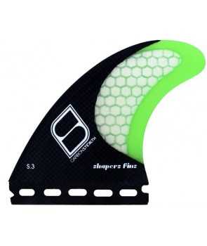 חרבות Stealth S3 Shapers Future Fin Carbon