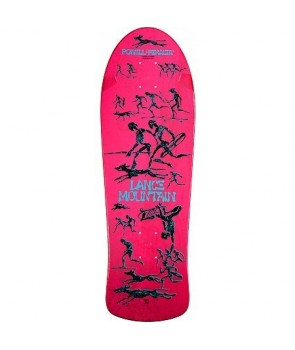 קרש פאוול - Lance Mountain Future Primitive Reissue Deck Light pink
